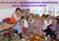10 Warning Signs of a Bad Preschool