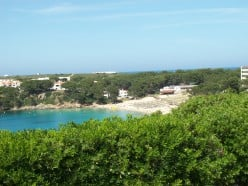 A Favourite Minorca Beach