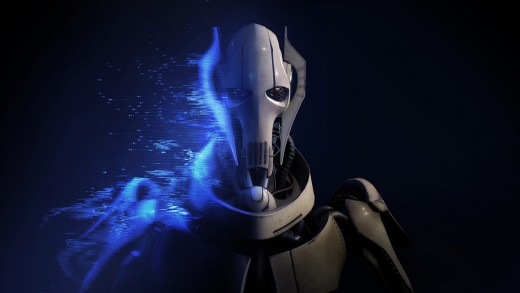 A image showed with the announcement of Clone Wars DLC in BattleFront II.