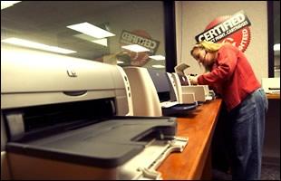 Using Recycled Printer Cartridges