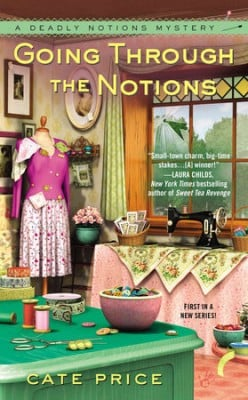 Book Review: Going Through the Notions by Cate Price