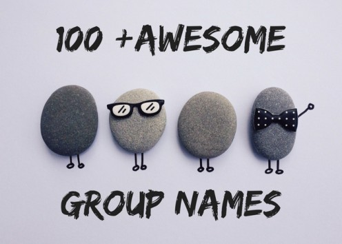 200+ Unique Group Names for Friends and Family