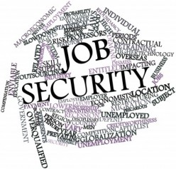 The Myth of Job Security