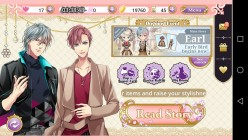 Shall We Date? Love Triangle- Celina Winters Route!