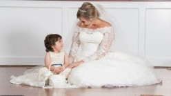 3-Year-Old Leukemia Survivor Is Flower Girl in Bone Marrow Donor's Wedding
