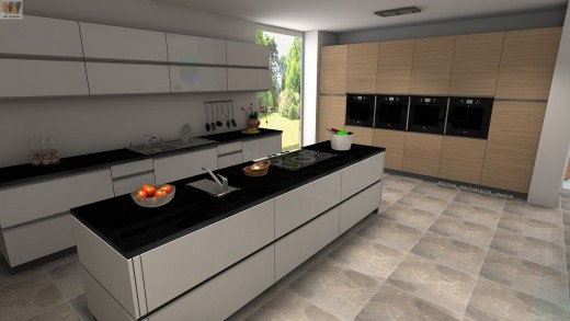 Island Kitchen Design