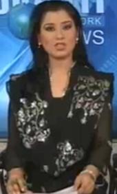 Shugufta, Dharti Tv