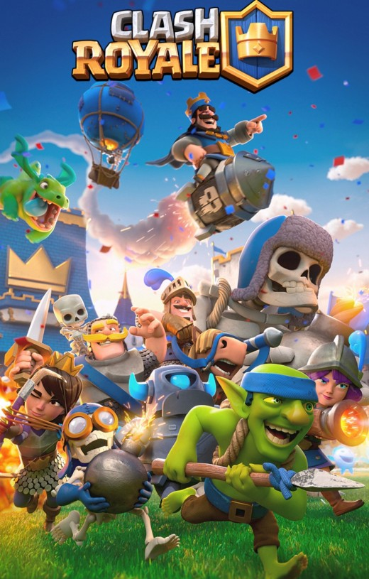 Clash Royale Loading Screen