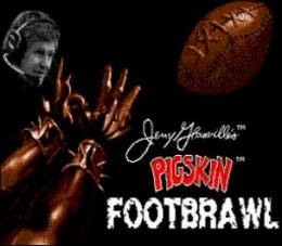 Another brutal pigskin classic, a must have for any fan of football brutality.