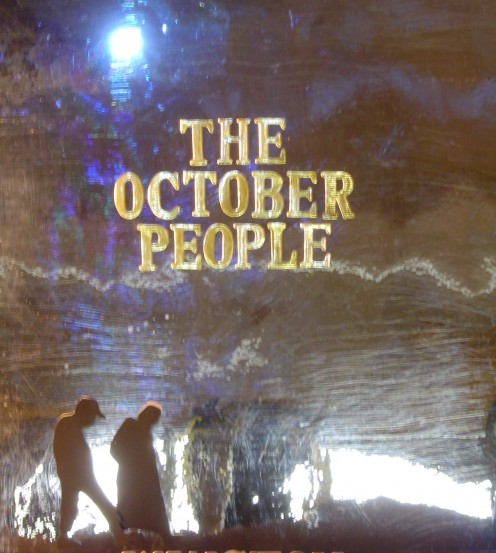 The October People. Chapter Nine: Katabasis