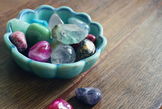 Reiki way of life - crystal healing