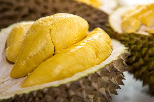 Durian - The king of fruits.