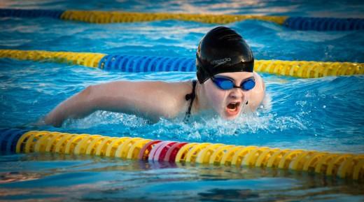 Swimming for Cardio-Respiratory Endurance