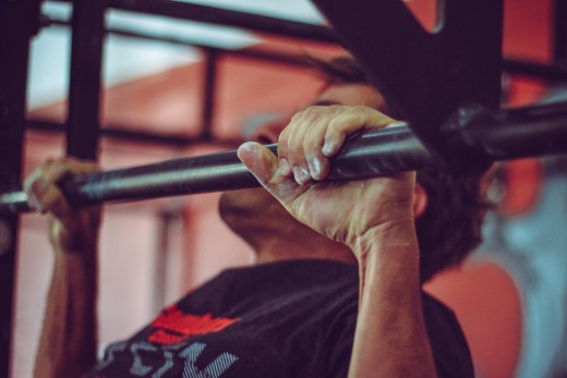 Pull-ups for Muscular Endurance