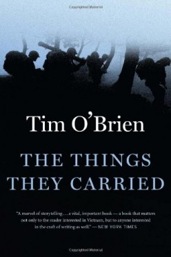The Things They Carried : A Dark Gritty Emotional Tale of War