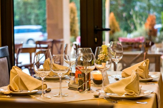 Reduce the cost of dining in restaurants.