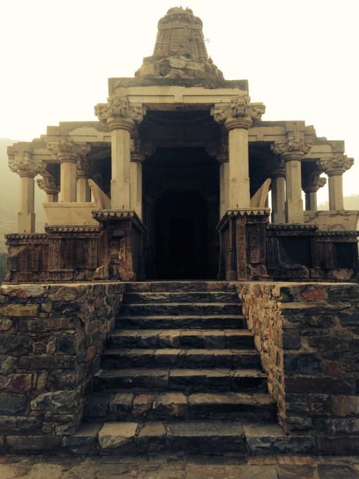Mangla Devi Temple, Bhangarh