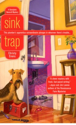 Book Review: Sink Trap by Christy Evans