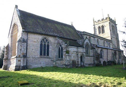 Church of St James the Great, Snitterfield