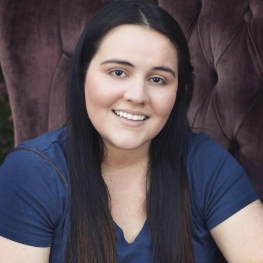The author, Claressa Swensen