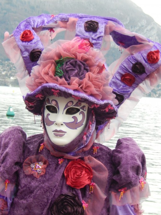 Mardi Gras is the largest costumed event in America. If you do not have a costume wear themed colors of purple, green, and gold.