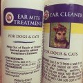 R-7 Ear Cleaner and Ear Mite Treatment Product Review
