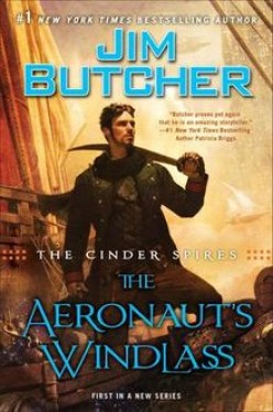The Aeronuat's Windlass: A Disappointingly Bland Tale about Sky Pirates, War, and Monsters
