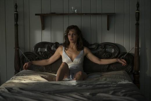 Carla Gugino (Jessie) in 'Gerald's Game.'