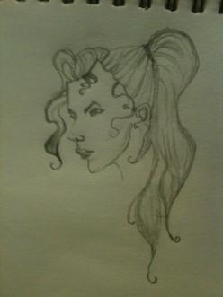 Sketch a Day-July