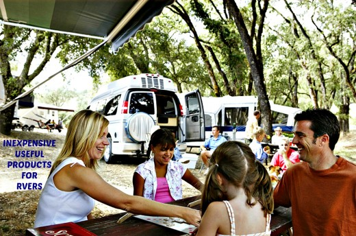 Inexpensive products that enhance the RV travel experience.