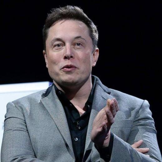 Space X man:  Elon Musk.
