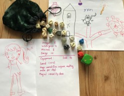 5 Reasons Why You Should Teach Your Kid Pen and Paper Roleplaying Today
