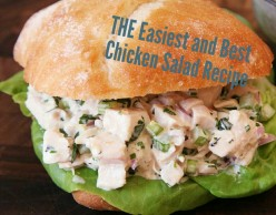 Super Simple- The Best Easy Chicken Salad Recipe