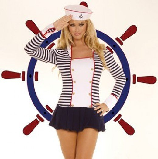 Cruise clothes and the Nautical Look - The sailor Suit - Welcome on Board!