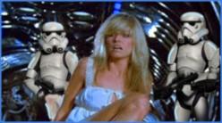 Star Wars: Farrah Fawcett and 9 Other Princess Leia Wannabes