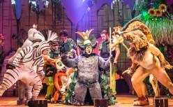 Madagascar the Musical: New Wimbledon Theatre