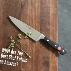 The Best Chef's Knives Available on Amazon