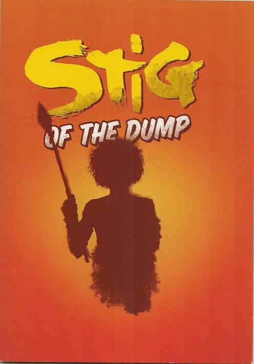 Stig of the Dump Children's Book