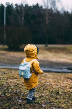 Preschool Fall Lesson Plan: Getting to Know You
