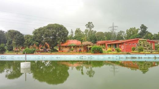 The Tribal Museum in Araku Valley.