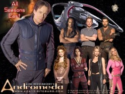 Andromeda, a Show That Almost Made It