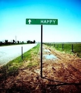 This is the road sign I was looking for when I stepped down!
