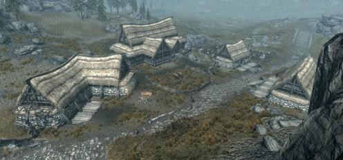 Skyrim: Rorikstead Is a Dragon Cult