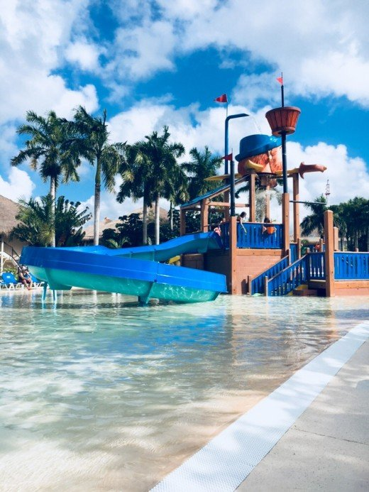 Pirate Ship Water Park
