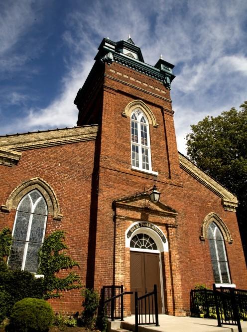 Old St. Paul's Church, Woodstock