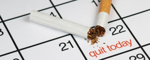 Plan your quitting smoking schedule