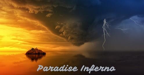 Paradise Inferno--a Scifi Romance Novel--Chapter 8