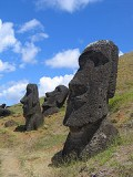 Aliens Built the Statues on Easter Island!