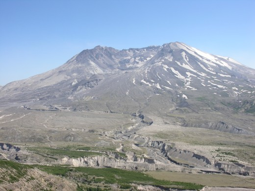 Mount St. Helens-July 2008