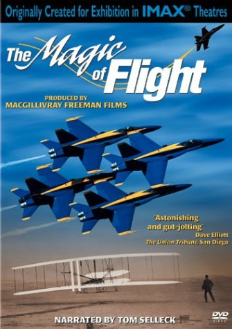 The Magic of Flight Imax